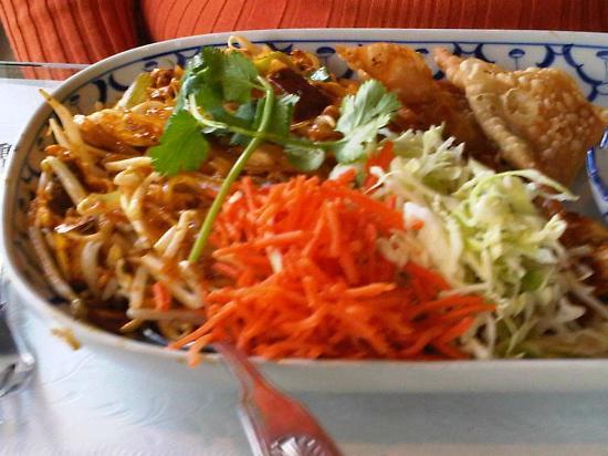 President Thai Restaurant: Pad Thai