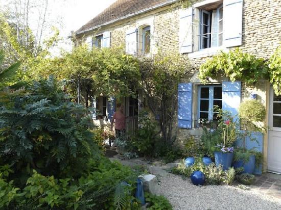 Vaudeloges, Frankrike: La Maison d'hôtes