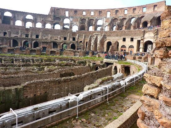 Roma, Italia: Le Colisée