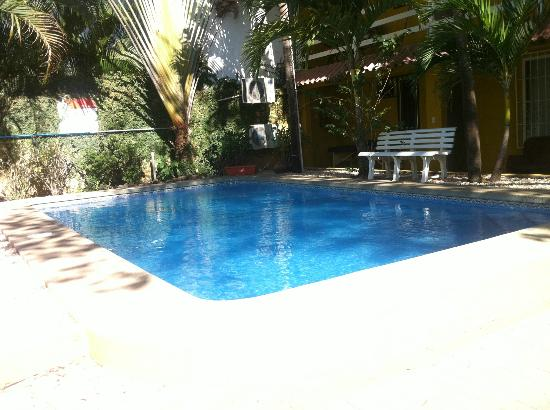 Laura's House: Piscina