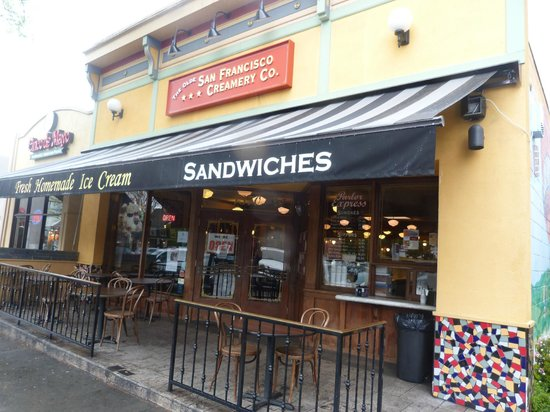 San Francisco Creamery Co.: out side