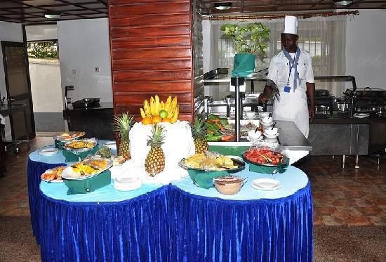 Hotel Africana Restaurant
