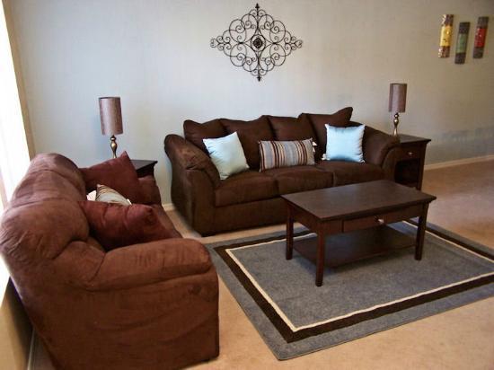 Sunlake Resort : Living room