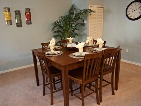Sunlake Resort : dining area