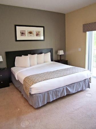 Sunlake Resort : master bedroom
