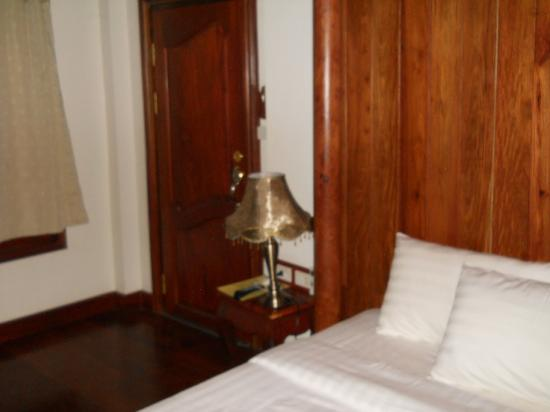 Villa Pumalin: Room 101