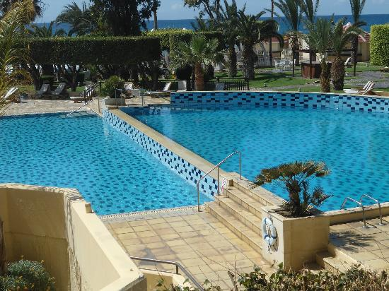 Elias Beach Hotel : Pool
