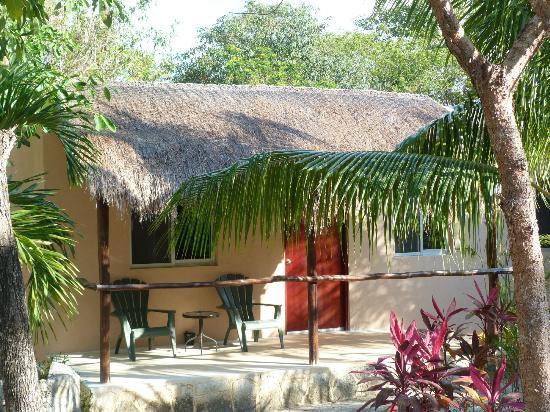 Itour Akumal Villas Tortugas: bungalow de l'extérieur