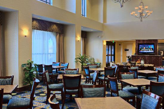 Hampton Inn & Suites Lancaster: Dinning Area