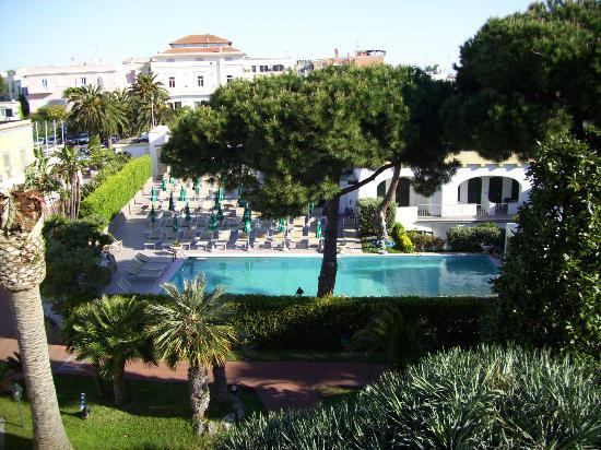 Hotel Punta del Sole: vista camera