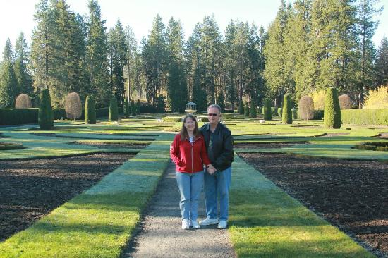 Manito Park: My wife and I love the Manito Rose Garden
