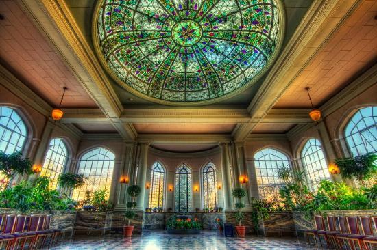 Оранжерея Conservatory в Каса Ломе Picture Of Casa Loma Toronto Tripadvisor