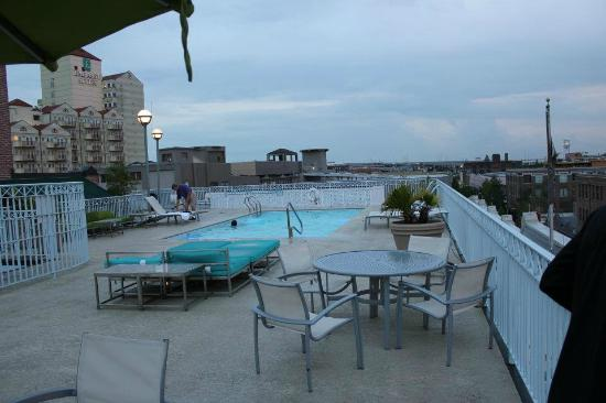 Rooftop Pool Picture of Renaissance New Orleans Arts Warehouse