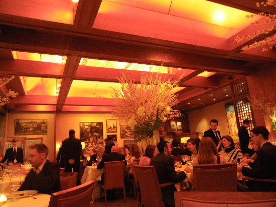 restaurant view picture of le bernardin new york city