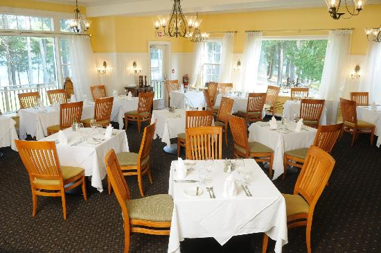 Sherwood Inn: Vintages Dining Room