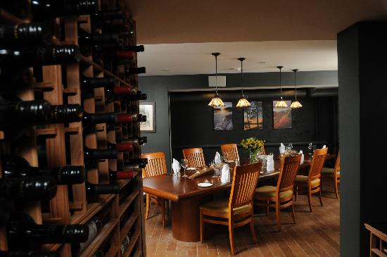 Sherwood Inn: Wine Cellar