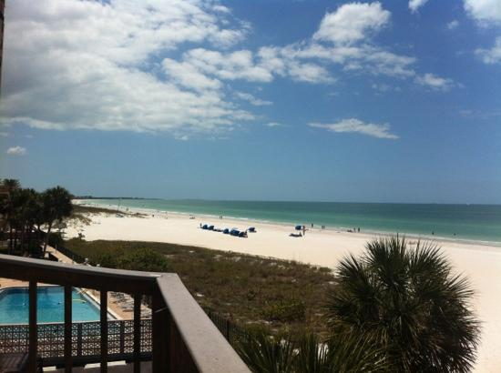 Long Key Beach Resort & Motel: view from top of deck