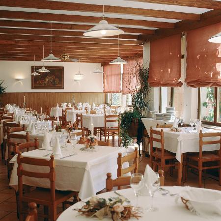 Hotel Belvedere: Restaurant
