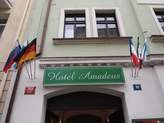 Photo of Hotel Amadeus Ceske Budejovice