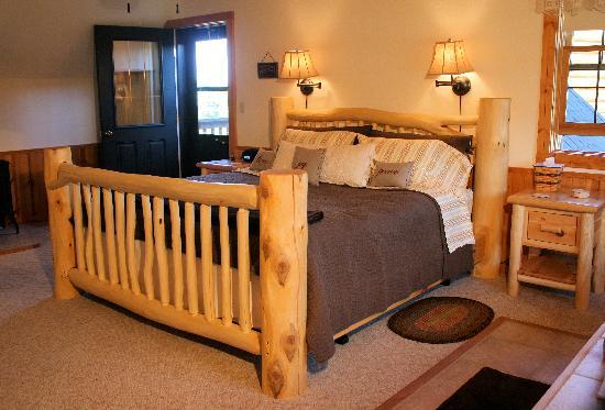 Tauschek's B & B Log Home : Moose Room