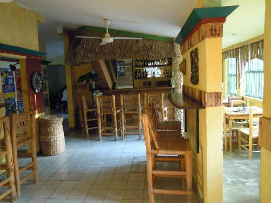 Hostal Doña Chava: sala colazioni