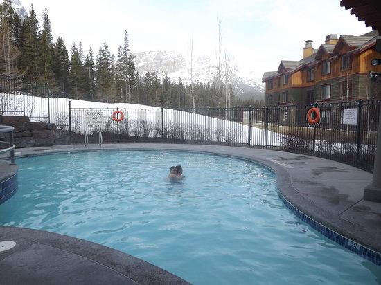 WorldMark Canmore-Banff : pool