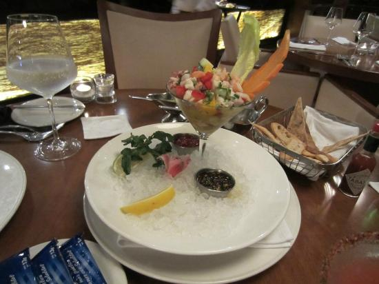 Harry's Prime Steakhouse & Raw Bar: The best Ceviche