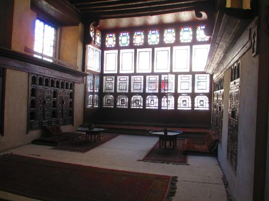 Bayt Al-Suhaymi: Formal reception room for men