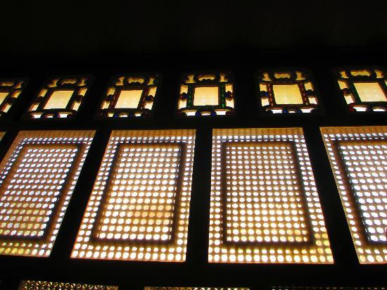 Bayt Al-Suhaymi: decorative screens