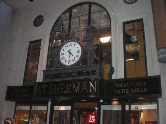 Nat Sherman, Inc.