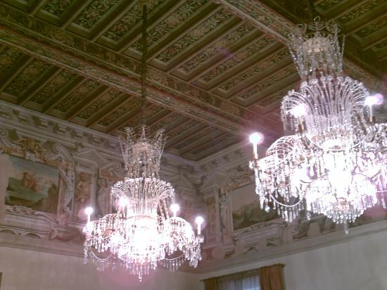 Palazzo Righini: Superb Breakfast Room