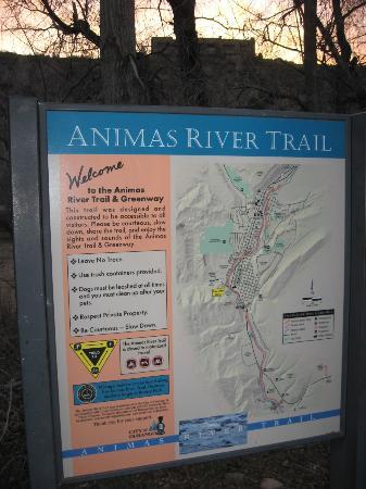 DoubleTree by Hilton Durango: river walk