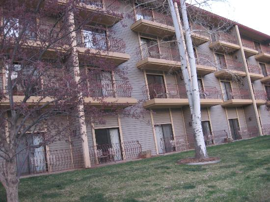 DoubleTree by Hilton Durango: balconys