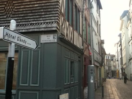 Hotel Le Dandy: Dandy Rouen