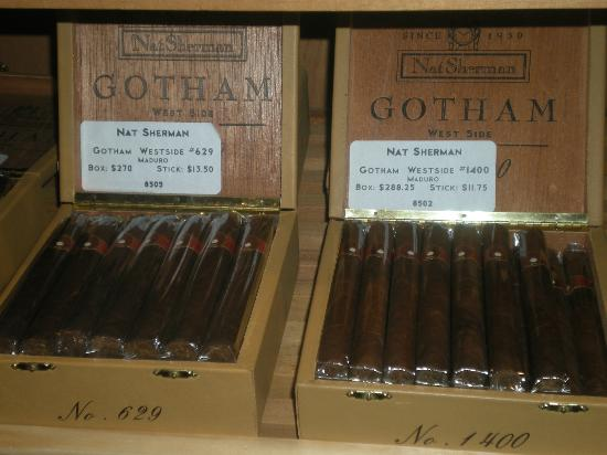 Nat Sherman, Inc. : Some of the Timeless Collection