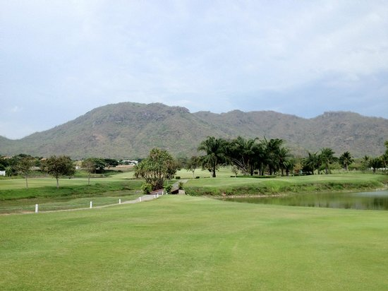 Palm Hills Golf Club: Palm Hills Hua Hin