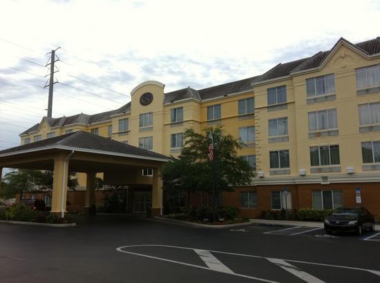 Comfort Suites Universal Studio Area: hotel