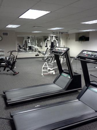 Best Western Plus Executive Court Inn & Conference Center: Fitness Center