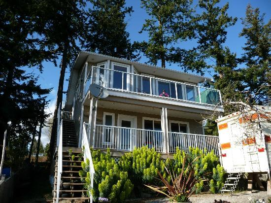 Absolute Heaven Oceanfront Suites: Island View Cottage