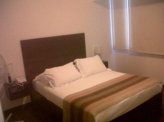 Hotel Casa Beltran: Cama habitación