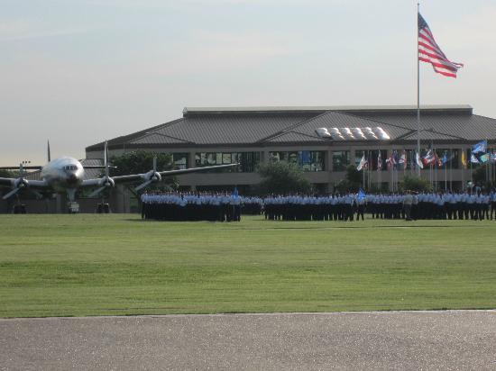 USAF graduation ceremony - Picture of Lackland, San Antonio