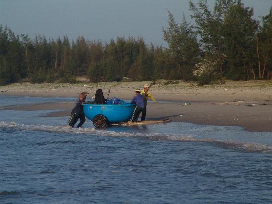 Dat Lanh Resort : Fishermen