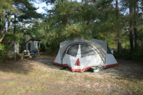 Adventure Bound Campground : Campsites