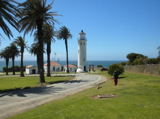 The Point Vicente Interpretive Center: Lighthouse