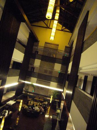 Landison Longjing Resort: Atrium