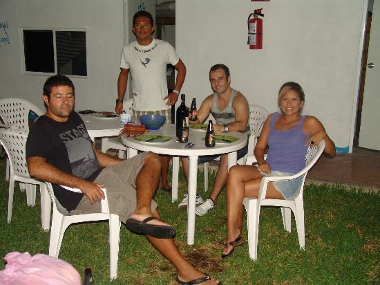 Hostel Vive la Vida: la gente linda de playa!