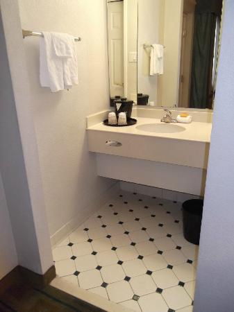 La Quinta Inn Austin University Area: Sink