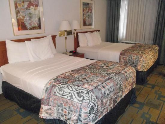 La Quinta Inn Austin University Area: Double Beds