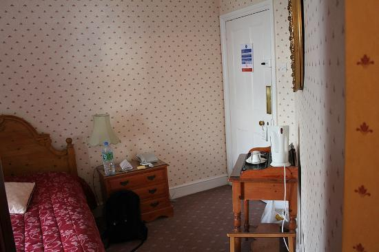 Fines Bayliwick House: Standard room