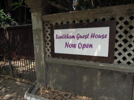 Santitham Guest House: Santitham Guesthouse